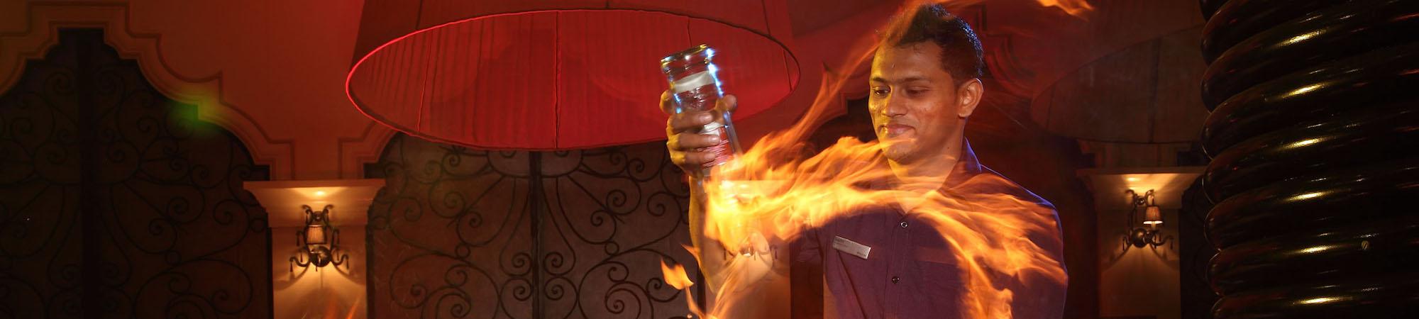 MWT Fire Bartender