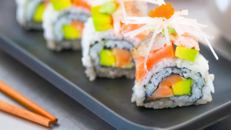 MWT Home sushi image